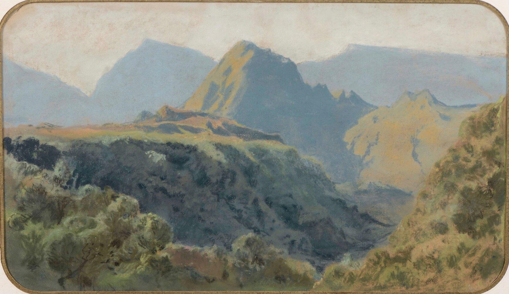 19- Vincent Courdouan - Les Alpes