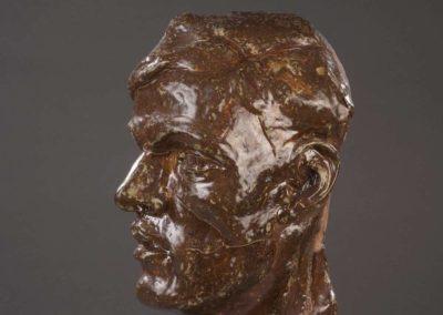 10 Ter: C.Meunier : Profil gauche